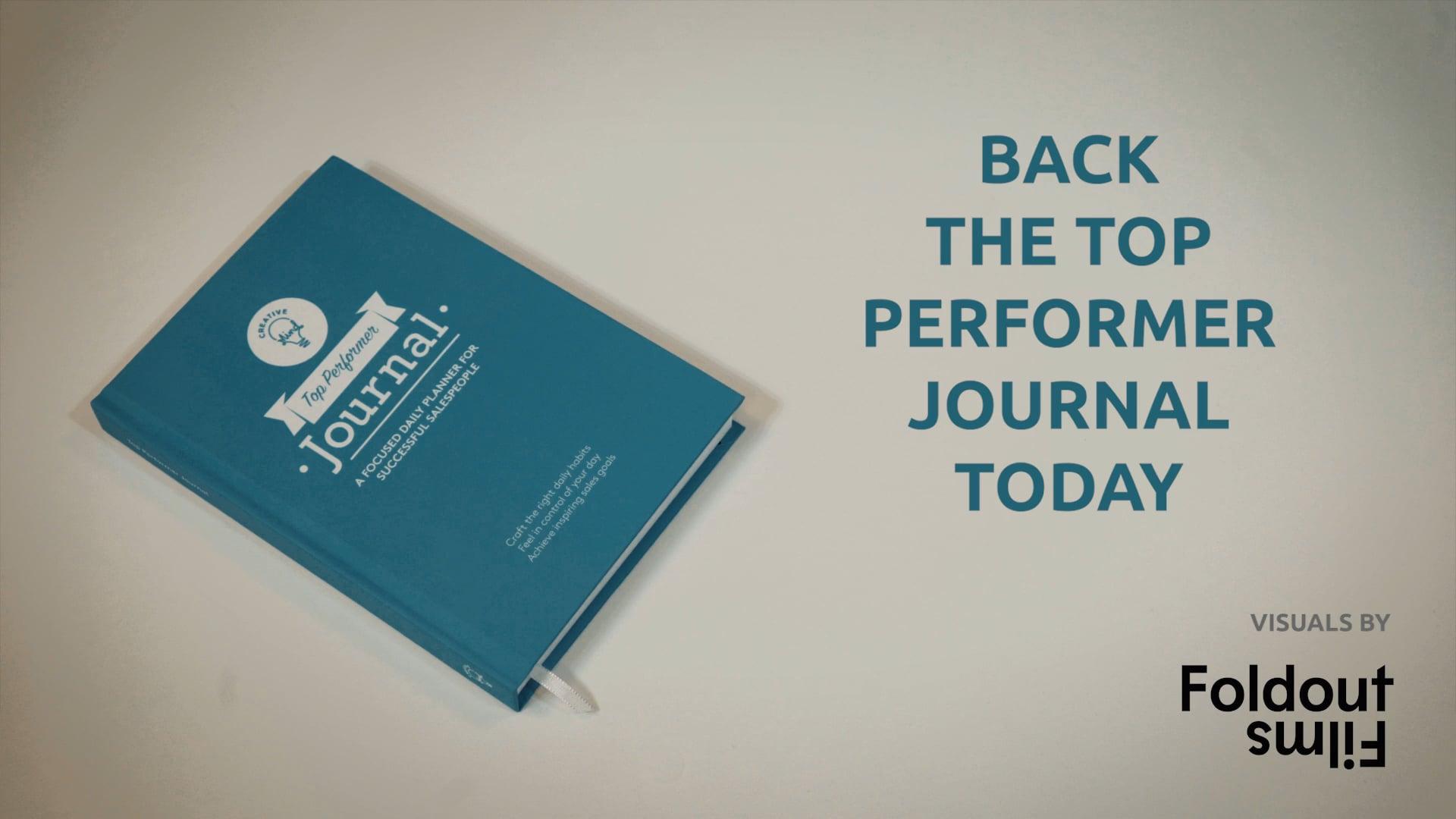 Top Performer Journal; Kickstarter Film
