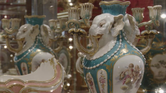 Masterclass: Sèvres Porcelain, with Dame Rosalind Savill