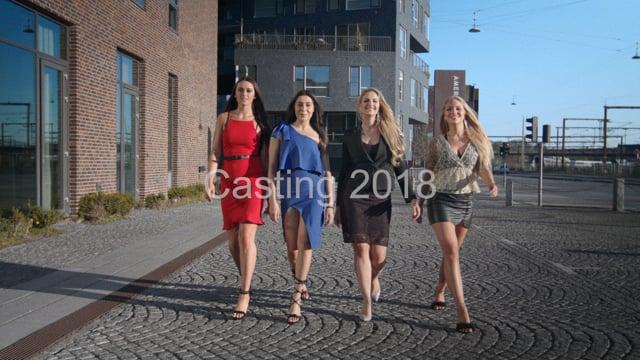 Miss Danmark Casting Session 2018