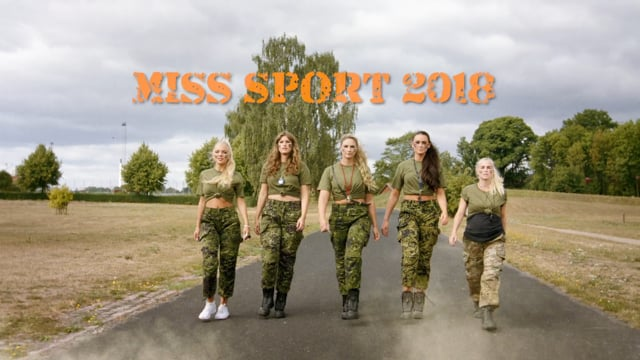 Miss Sport 2018