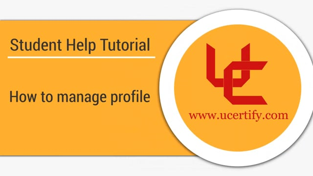 How to manage profile