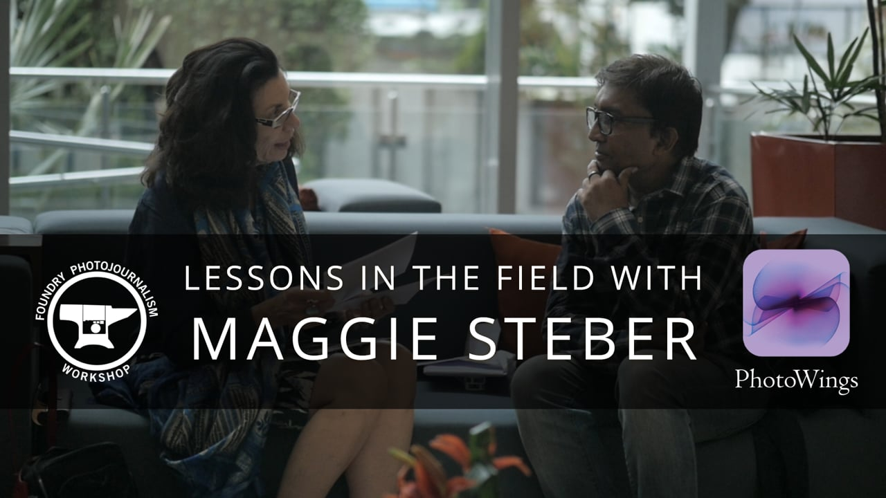 Maggie Steber - Lessons in the Field
