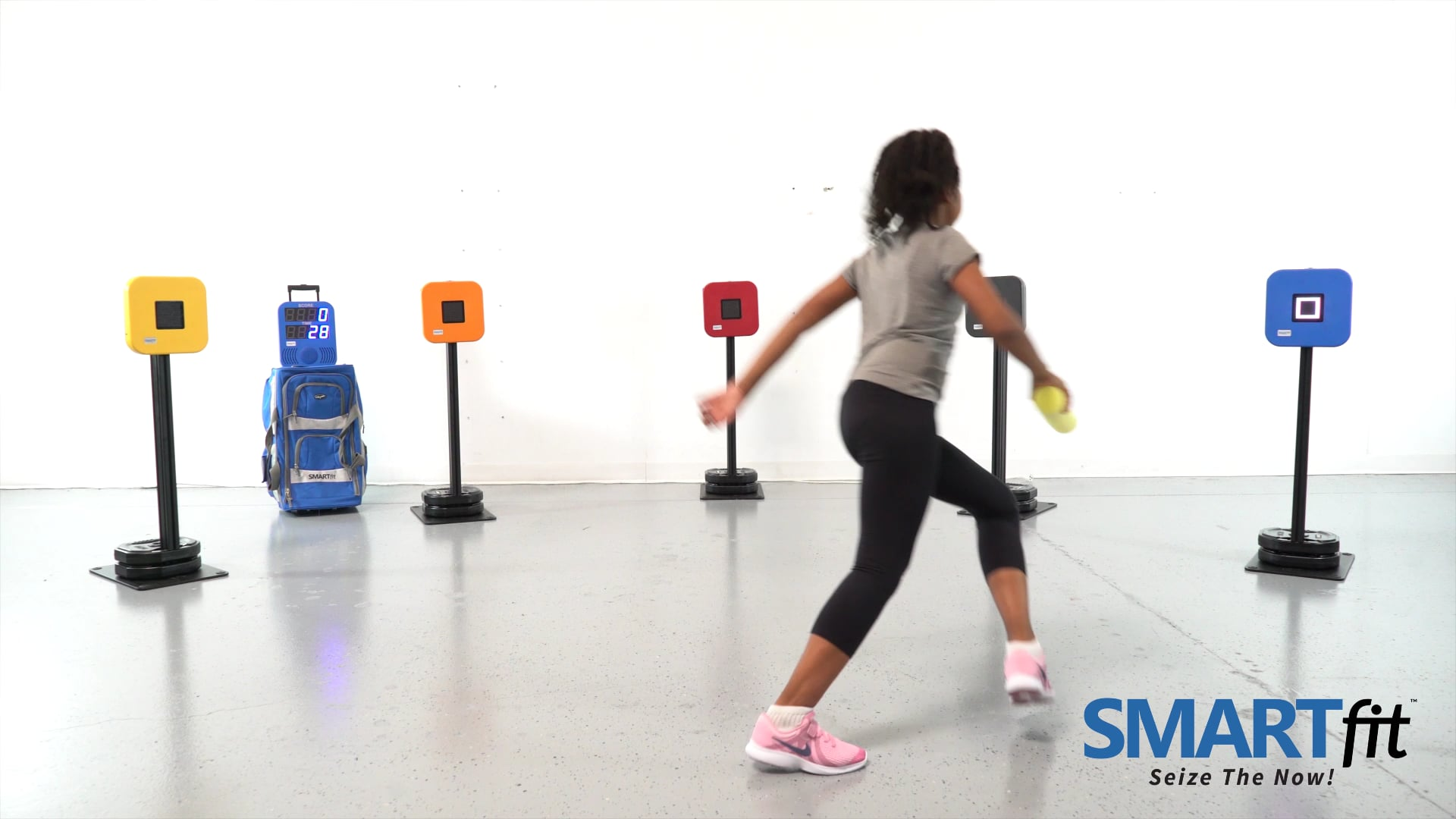 Activity examples with SMARTfit Strike Pods