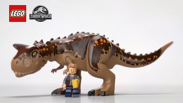 LEGO JURASSIC CARNOTAURUS