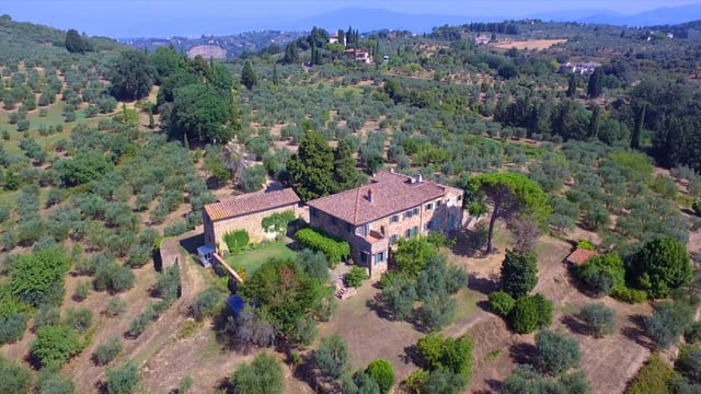 Beautiful countryhouse on the Florentine hills
