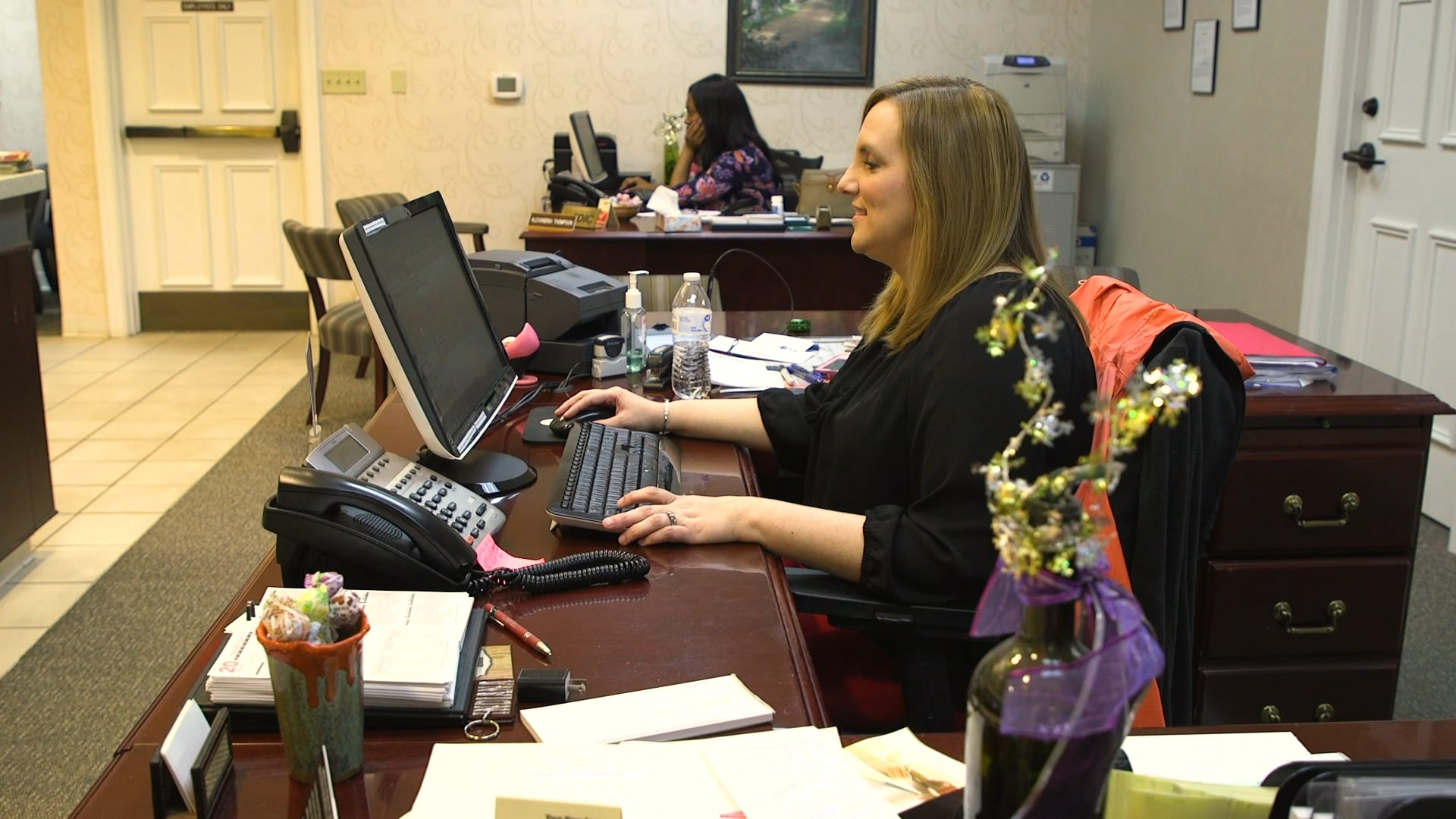 Meet Brandy Bevill, team member at Bank of Commerce in Oxford, MS.