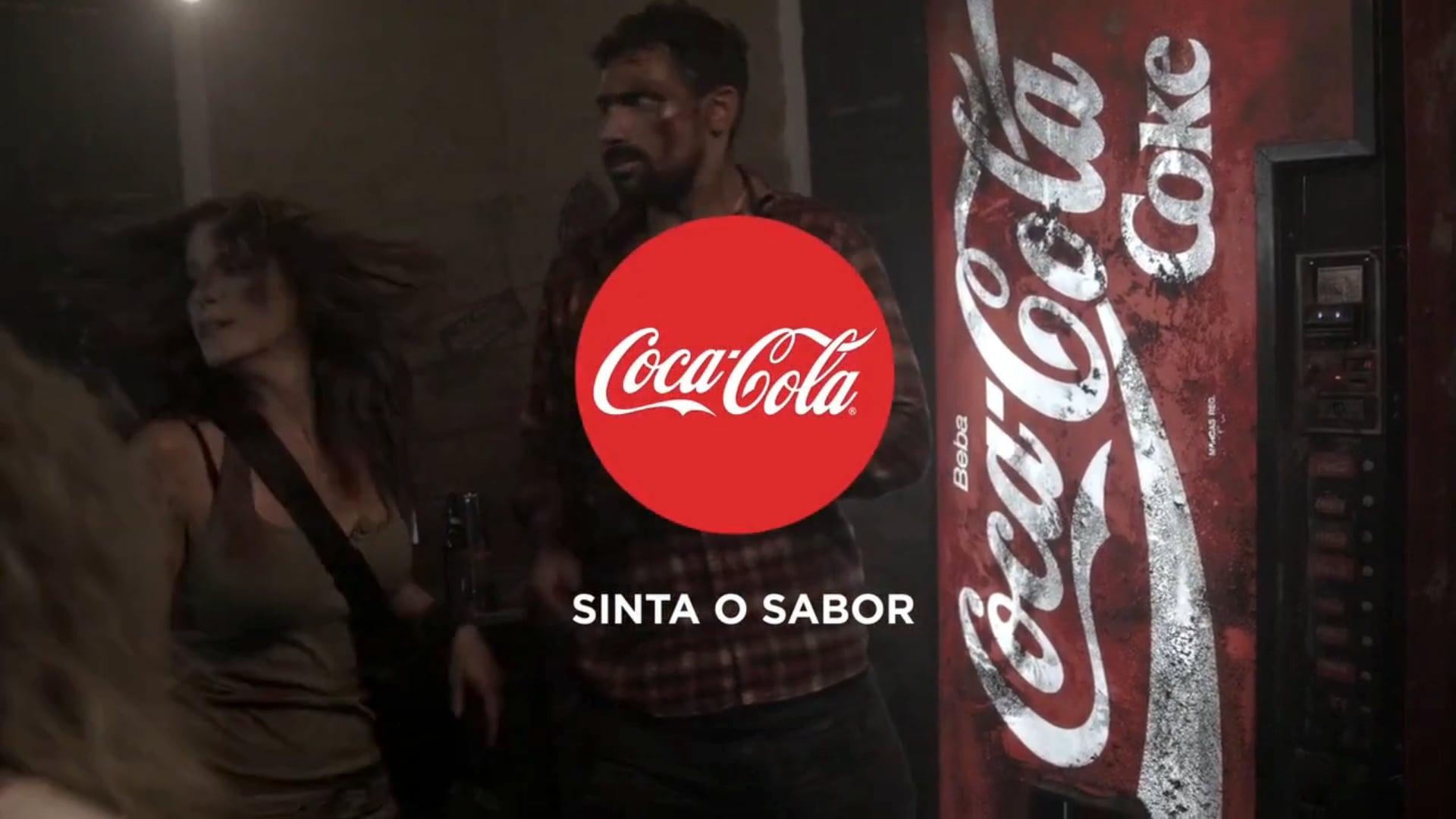 COCA - COLA - The Walking Dead _ Zombie Prank - 3 minutos