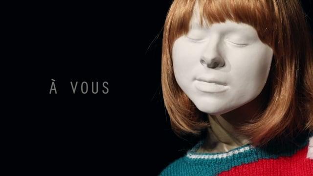 Vimeo Video : À VOUS - Laura Bottereau & Marine Fiquet