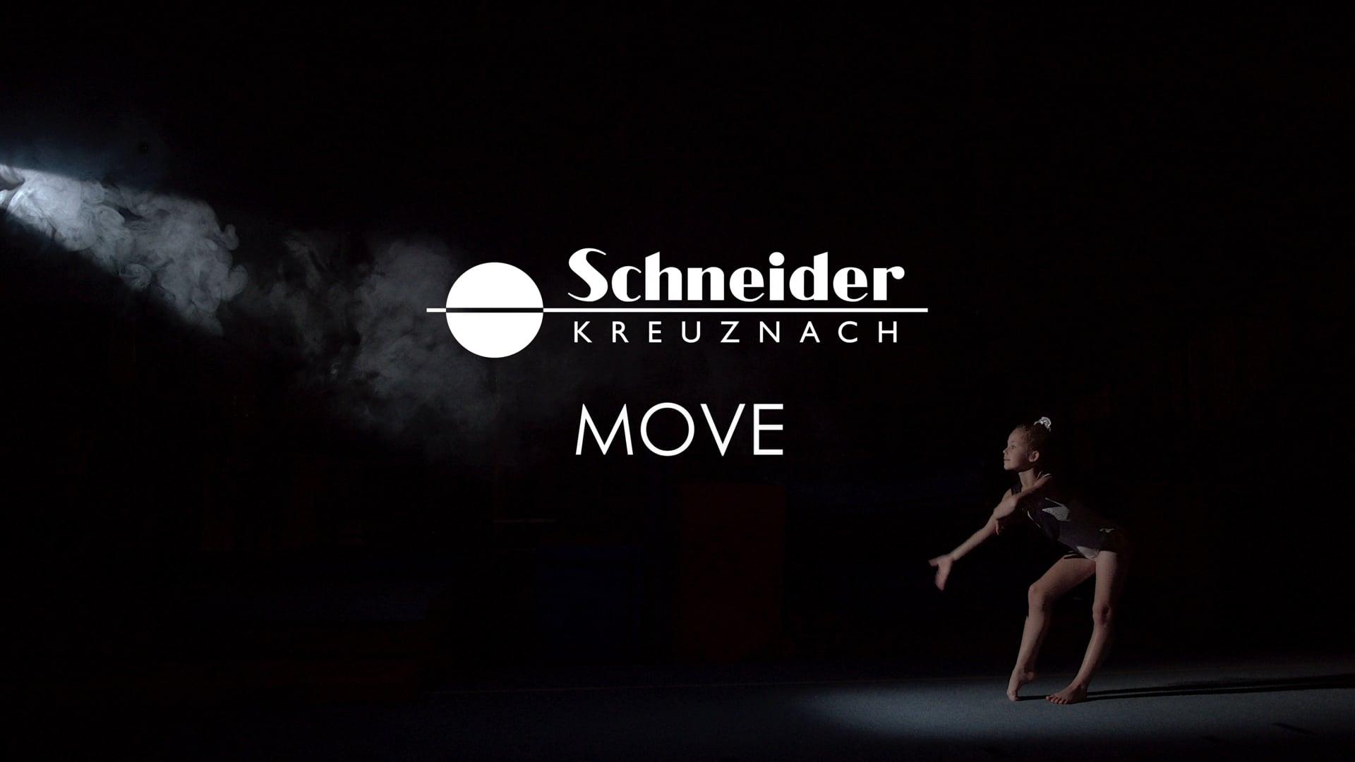 Schneider MOVE series - Gymnastics