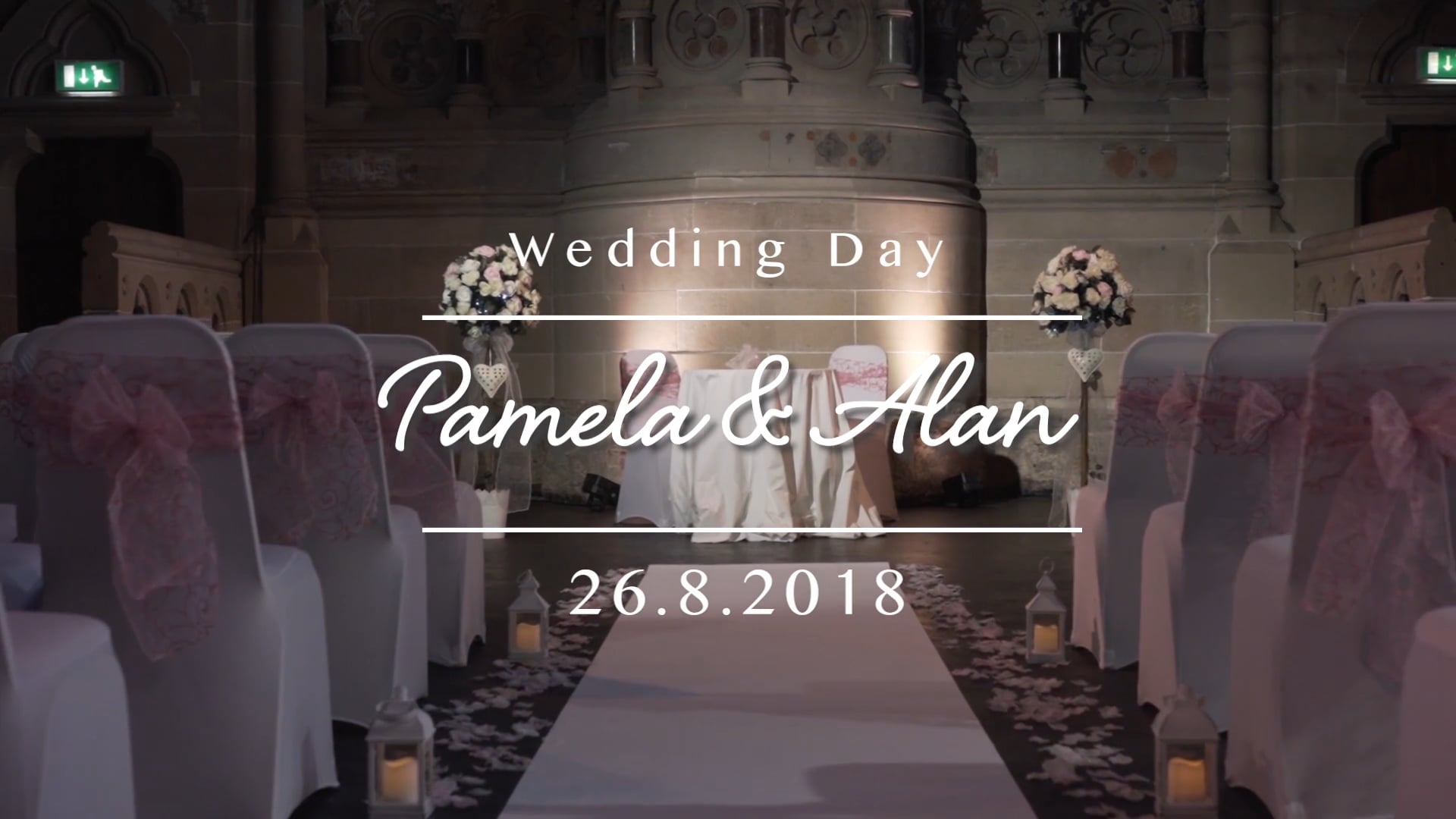 Pamela & Alan 26.8.18
