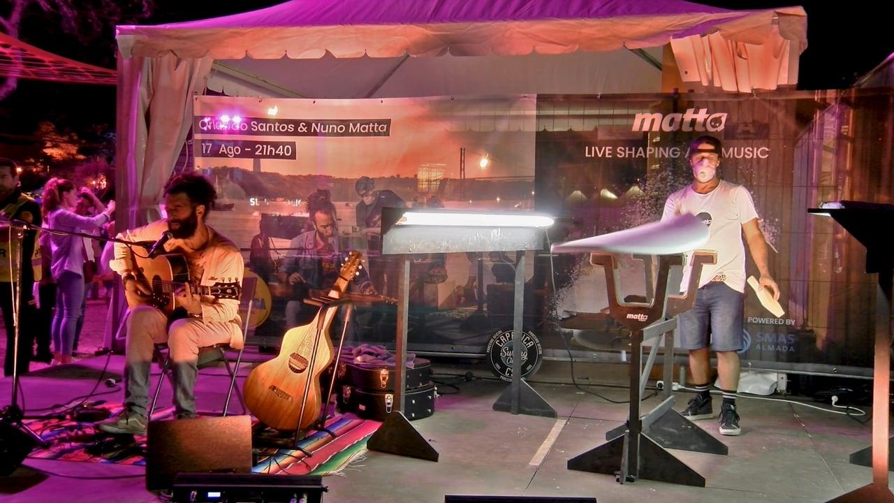 MATTA Music Sessions with Orlando Santos