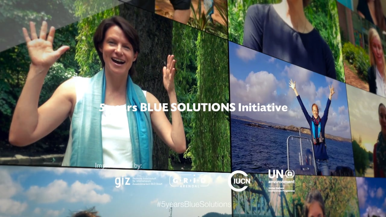 5 Years Blue Solutions Initiative