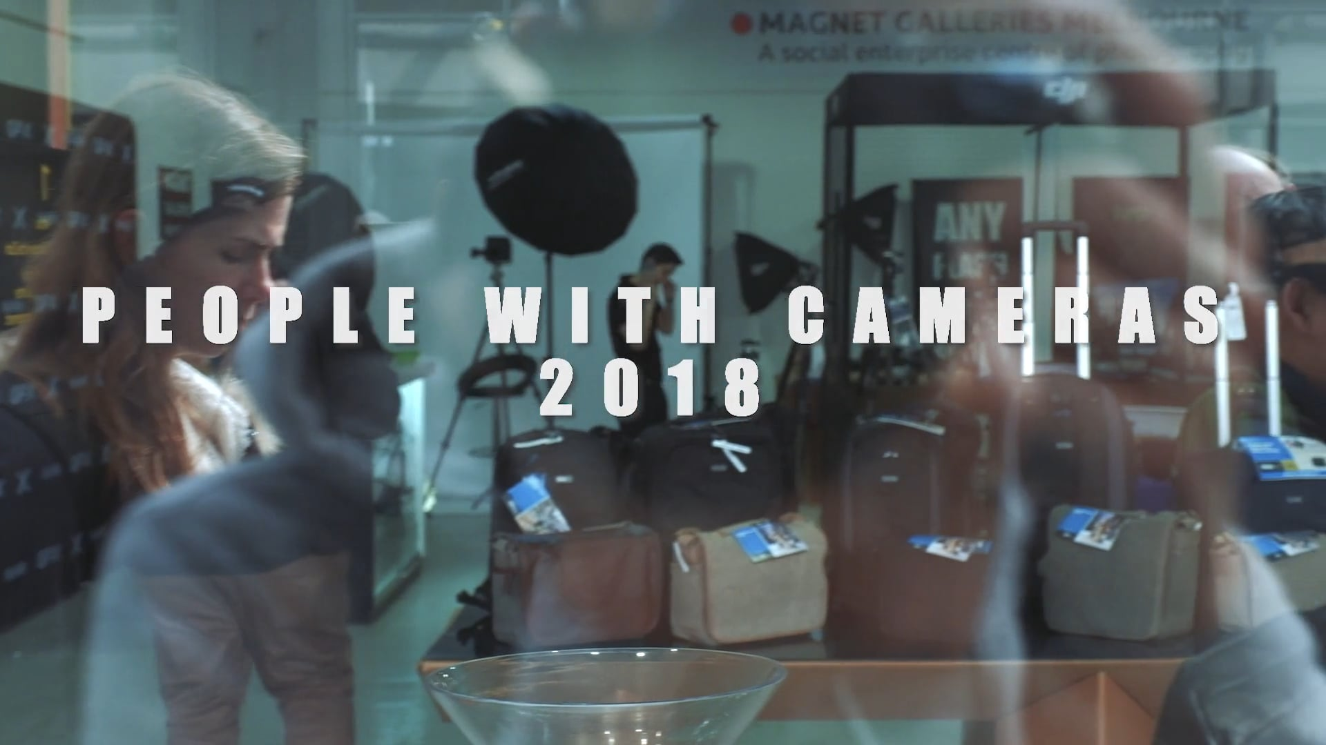 People With Cameras 2018 Melbourne