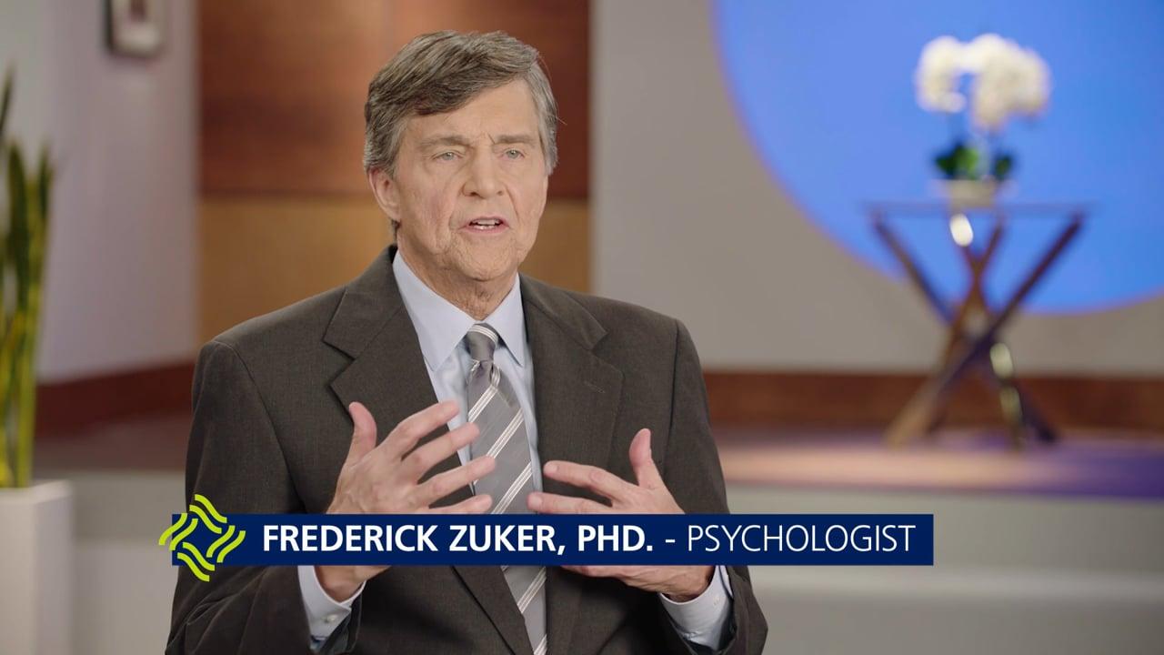 Dr. Fredrick Zuker, PhD - Psychologist