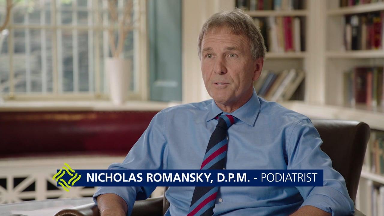 Dr. Nick Romansky, D.P.M. - Podiatrist
