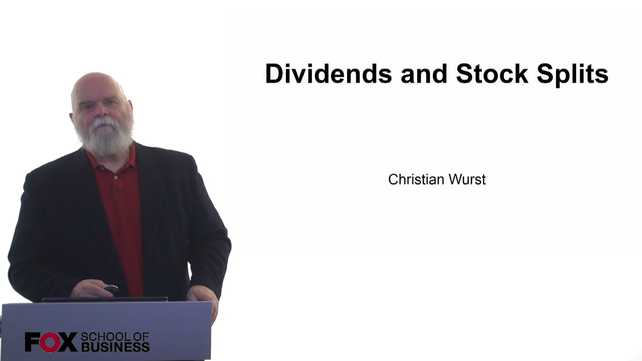 61056Dividends and Stock Splits