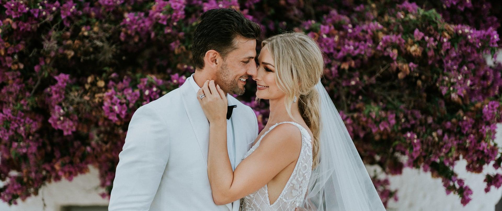 Anna & Tim Wedding Video Filmed at Puglia, Italy