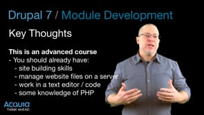 Introduction to Drupal Module Development