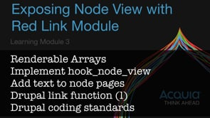 Introducing the Red Link Module