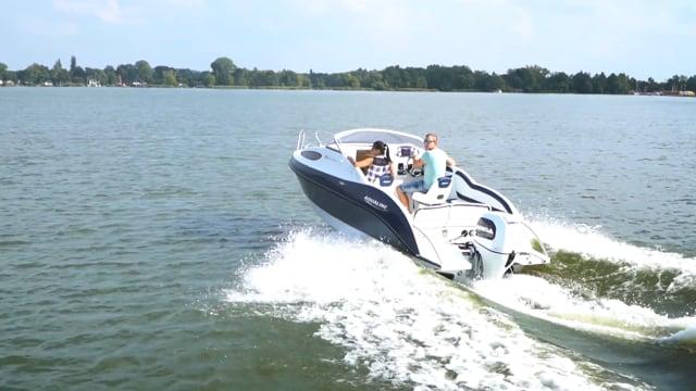 Aqualine 535 von B1 Yachts