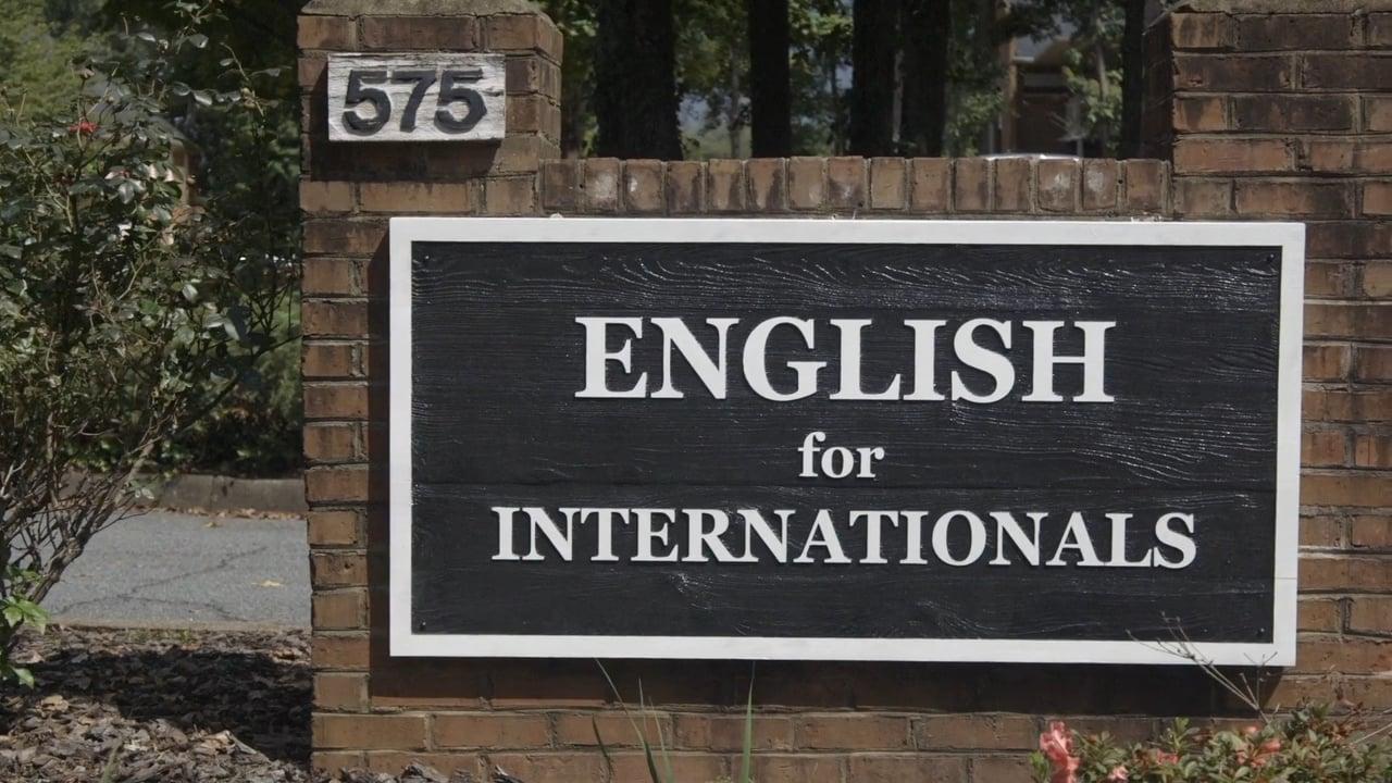English for Internationals Testimonial
