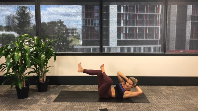 40min full body workout 1