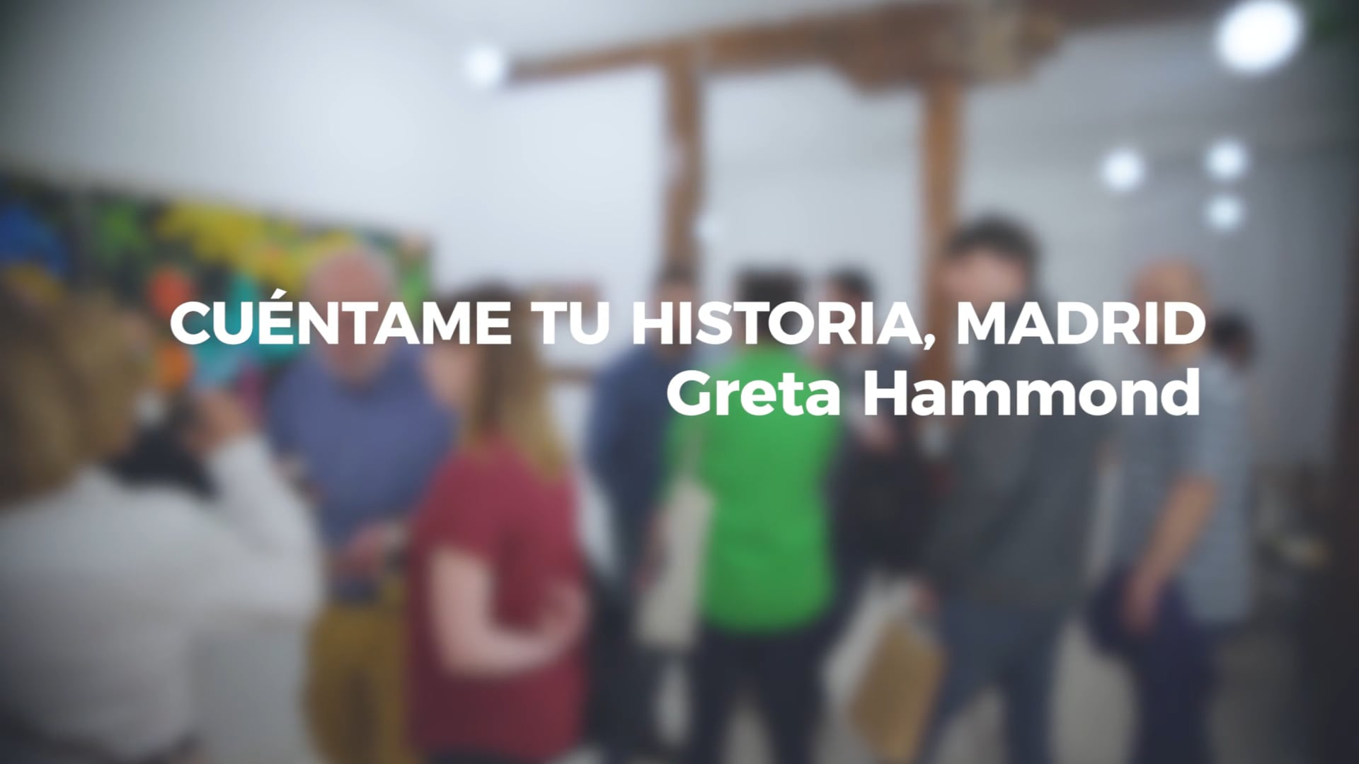 Residencia Artística R.A.R.O Madrid - Greta Hammond (Mayo 2018)