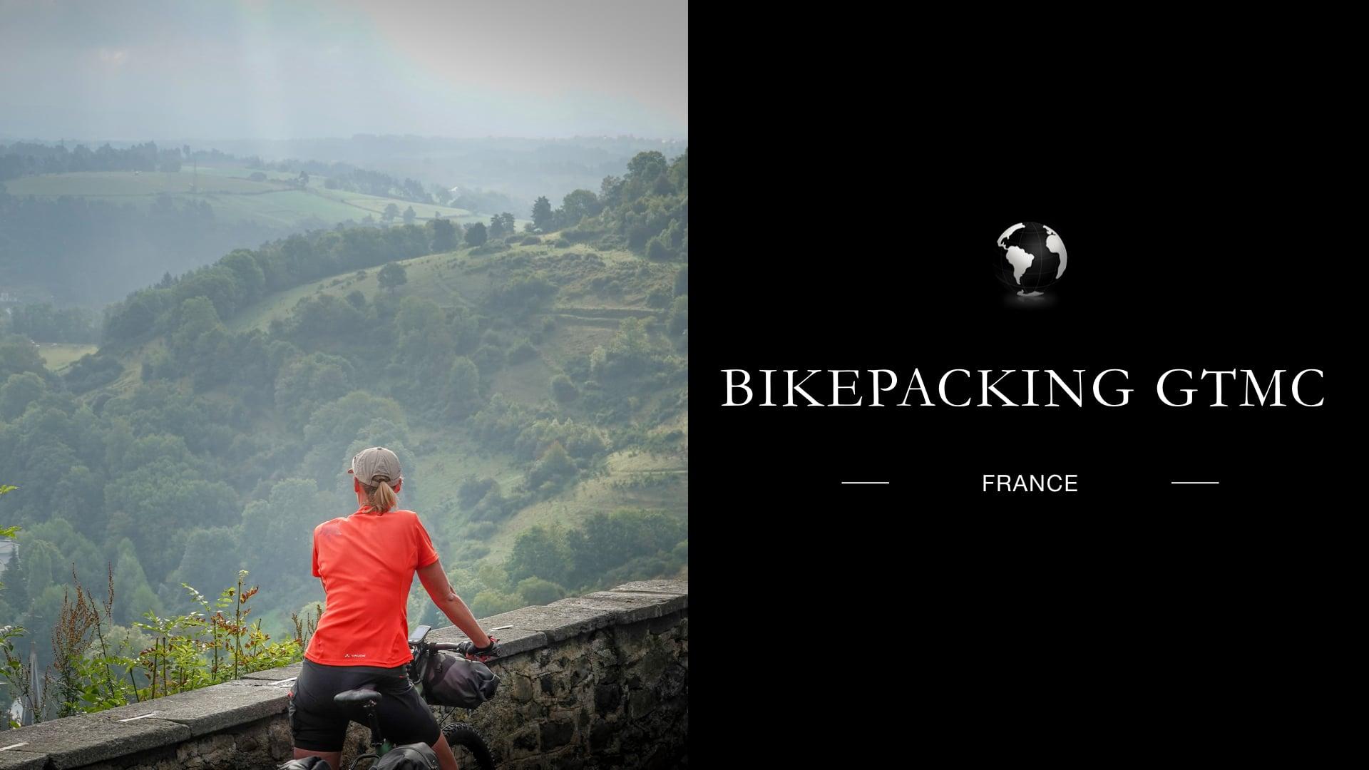 Bikepacking Grand Traversee Massif Central (GTMC)