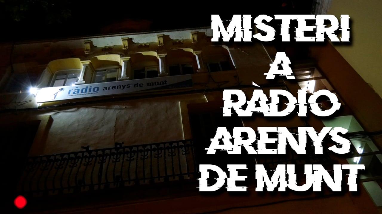 Misteri a Ràdio Arenys de Munt