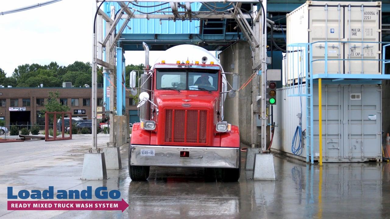Load And Go Ready Mix Wash System - Lorton VA