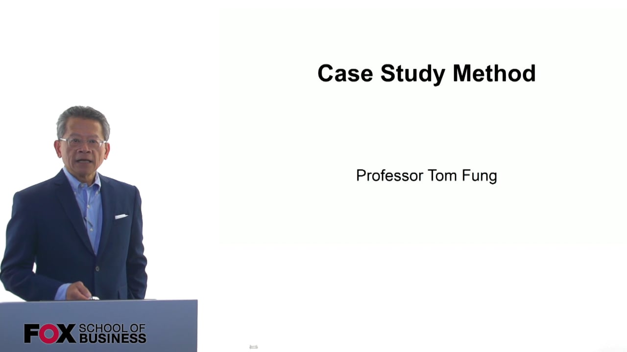 61104Case Study Method