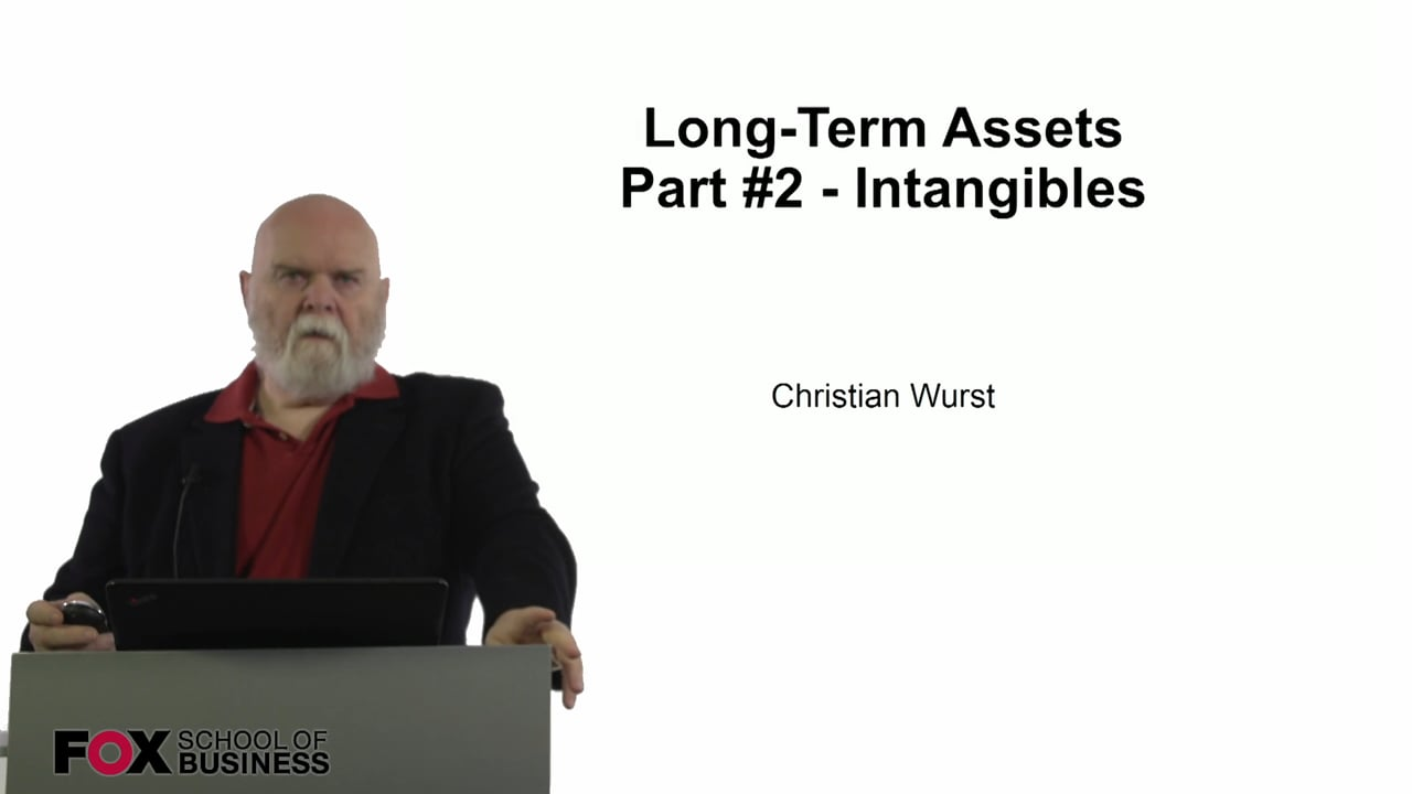 61097Long-Term Assets Part #2 – Intangibles