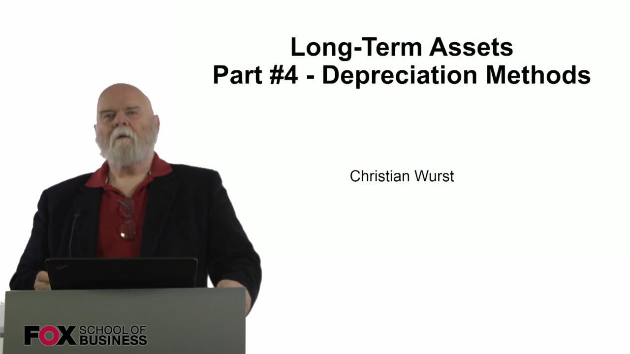 61099Long-Term Assets Part #4 – Depreciation Methods
