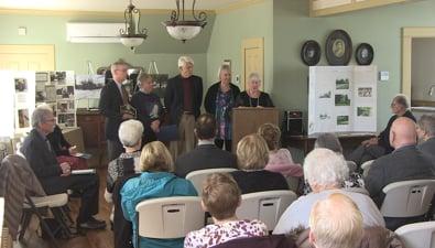 Thumbnail of video The Krebs Farm, The Lear Homestead & The Beck House Dedications