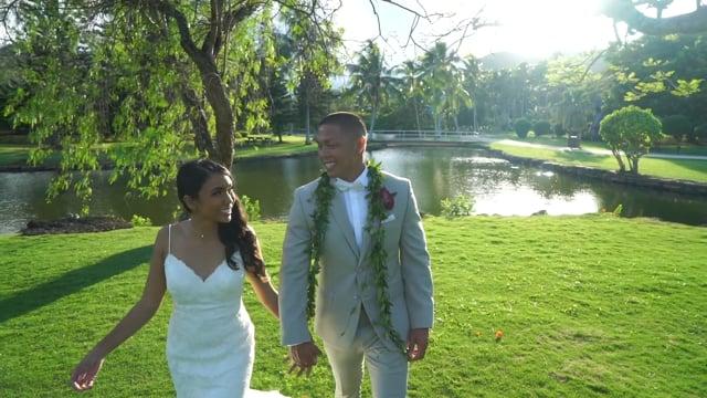 Darnell + Ryan | Wedding Highlights | Kauai Wedding