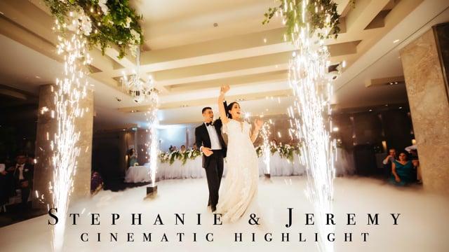 Stephanie & Jeremy Test