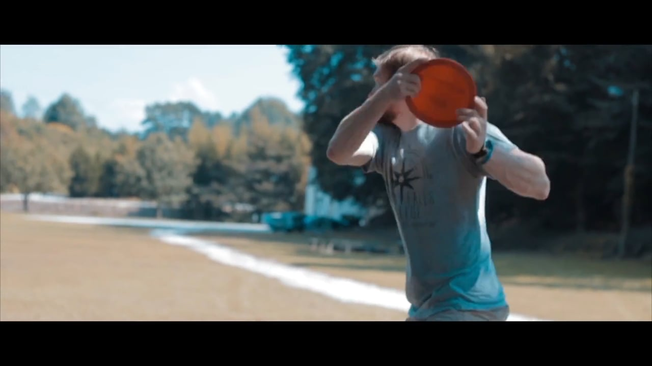 The Making of the Disc Golf Course