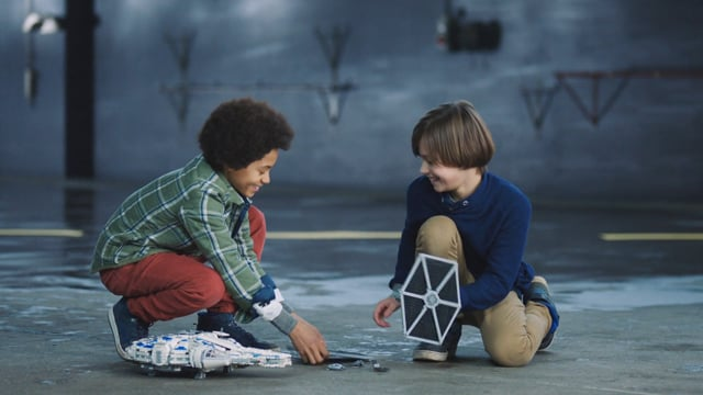 LEGO STARWARS HAN SOLO