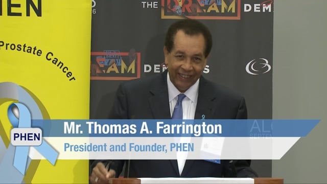 CBC Opening Statement with Mr. Thomas Farrington