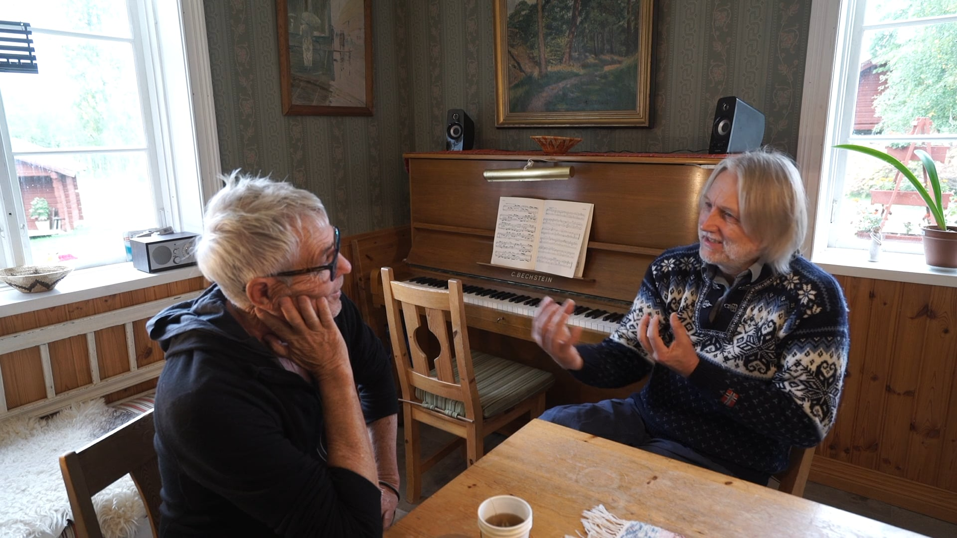 Interview with Anders Nyberg