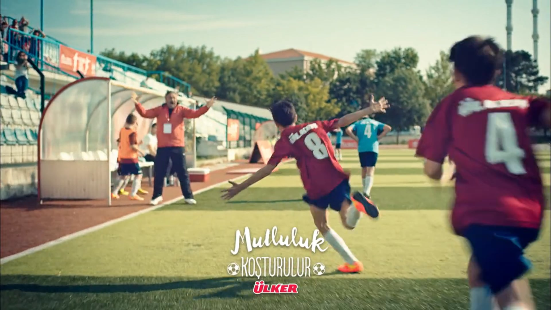 Ozan Yalabik- Ulker Football is happiness and its everywhere