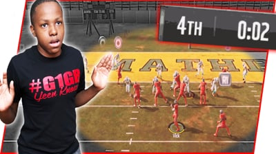One FINAL PLAY! No Choice But To Be Clutch! - Madden 19 Gameplay
