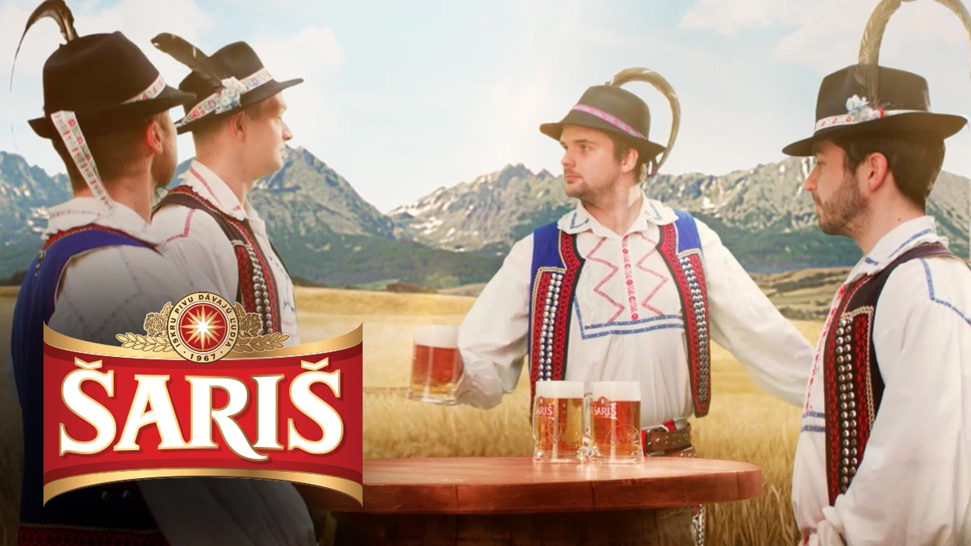 Šariš - Hrdý partner slovenského folklóru