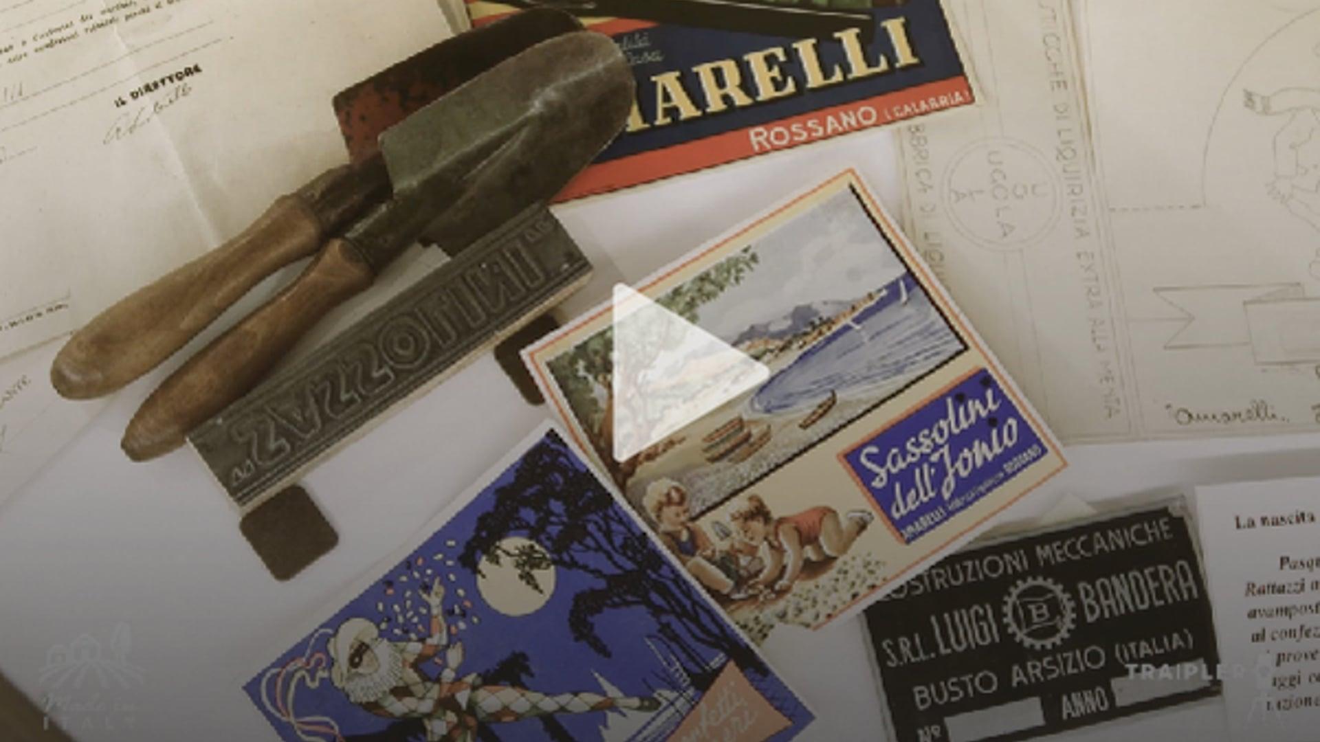 Made in Italy App/Liquirizia AMARELLI