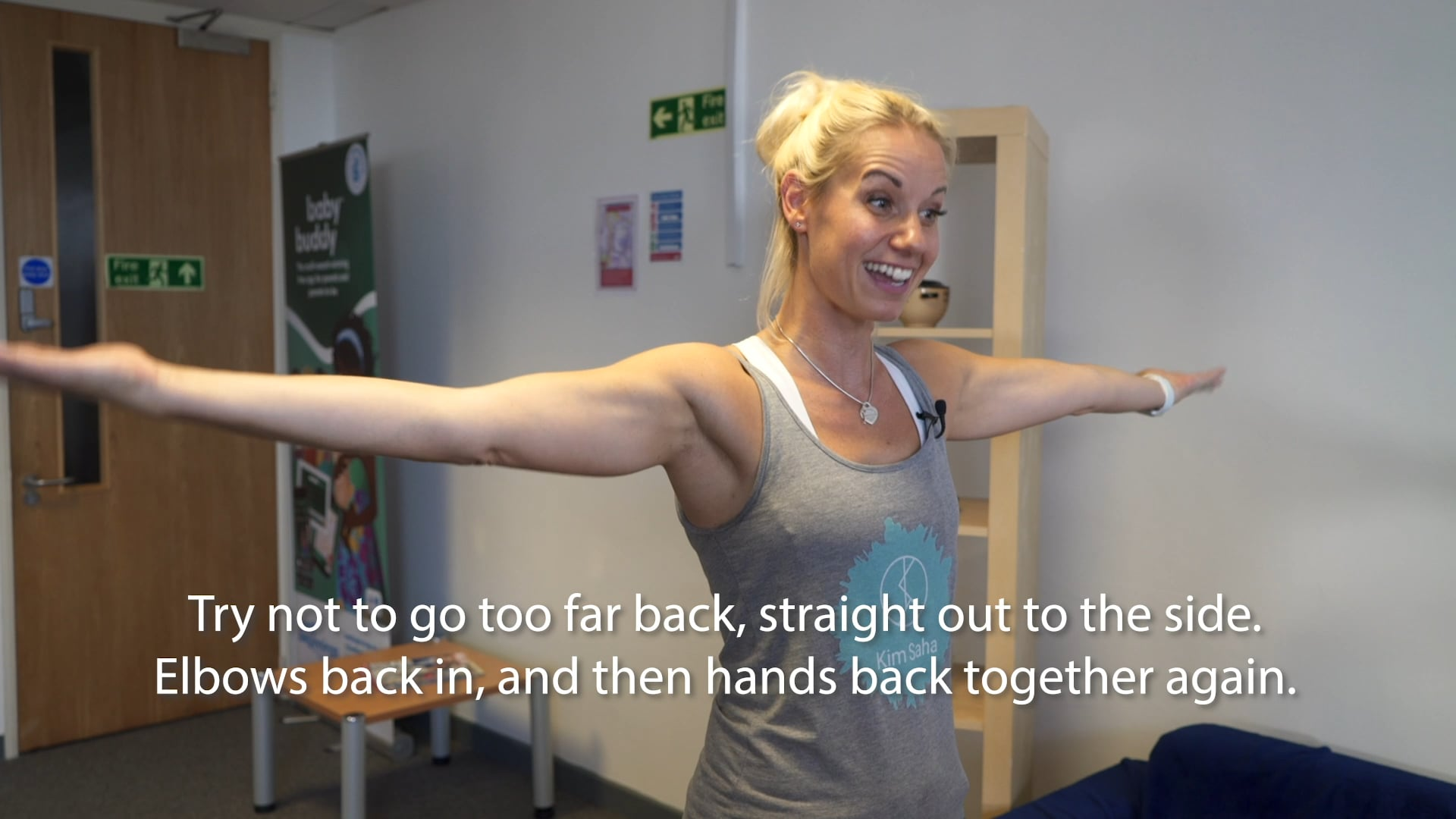 Pregnancy Fitness - Arms