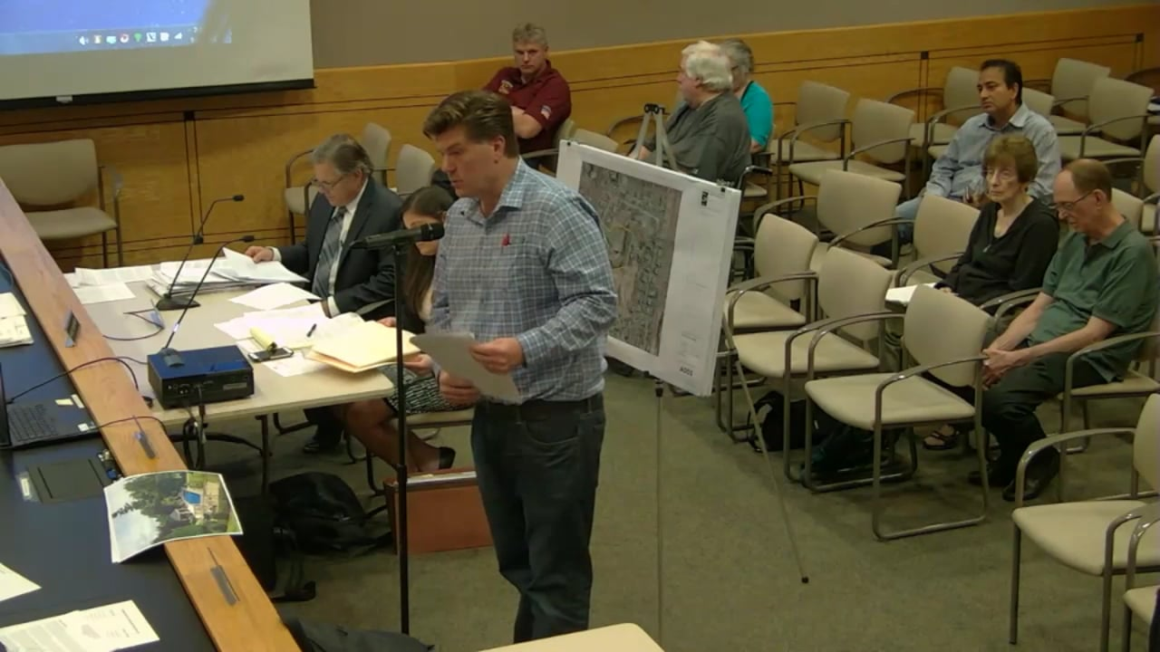 Town of New Castle Zoning Board Meeting 9/26/18
