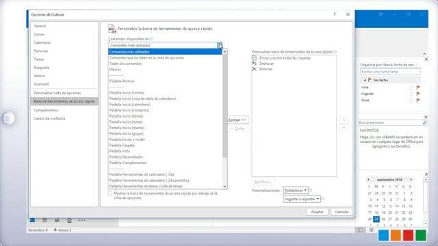 Habilitar VBA en Outlook y código para enviar un mail a todos los contactos (3)