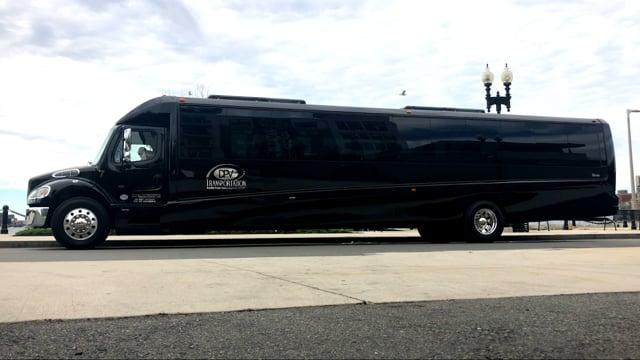 Luxury 47 Passenger Coaches