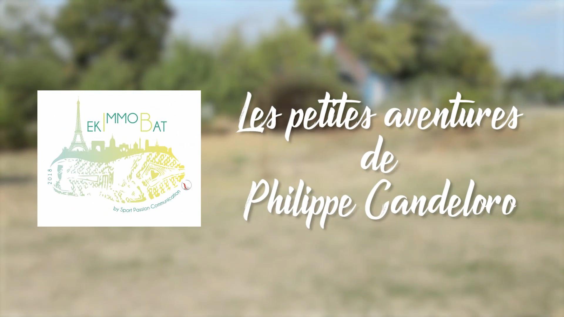 Les petites aventures de Philippe Candeloro. EPISODE 1
