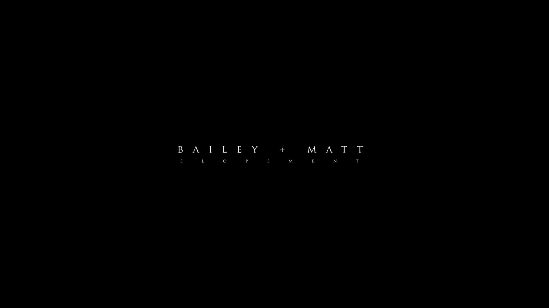 'Elopement' Trailer